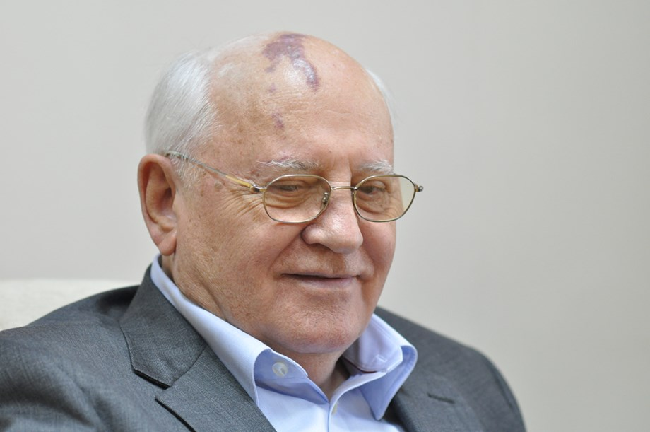 Last USSR president Mikhail Gorbachev urges US to resume talks on nuclear treaty