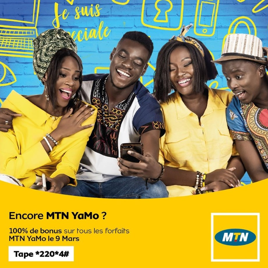 MTN Cameroon records XAF16bn revenue-drop in 2018