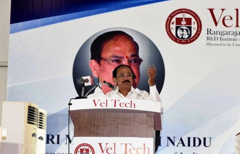 Innovation, Entrepreneurship will be twin engines for economic prosperity: VP Naidu