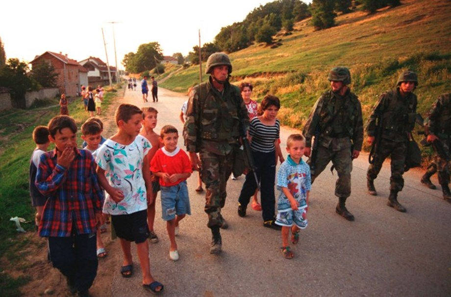 138 victims suffered lead poisoning; UN called to provide justice in Kosovo camp