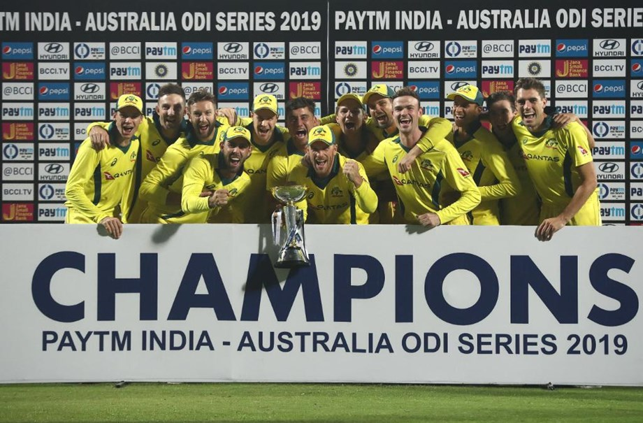 Australia terms back-to-back series win as 'incredible one'