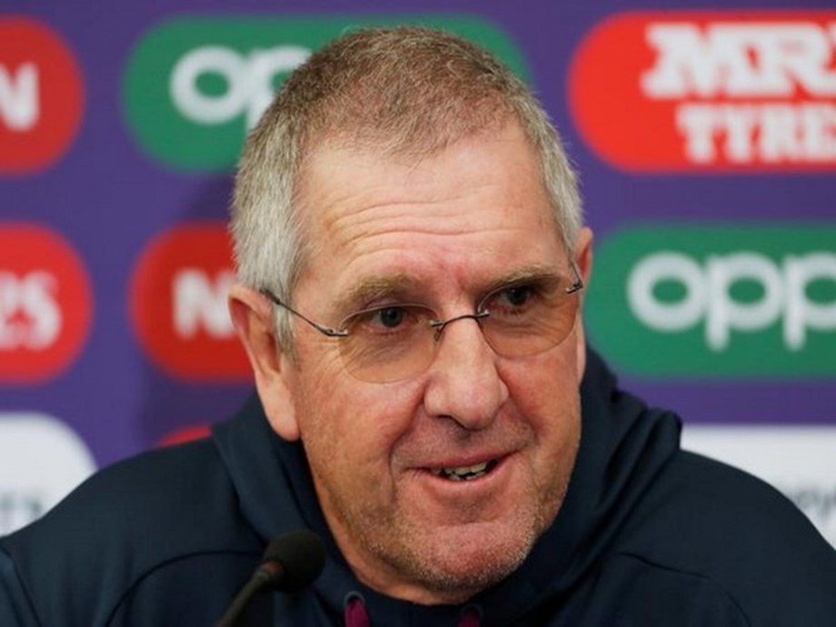 We can handle anything that is thrown at us: England coach Bayliss ahead of WIndies clash