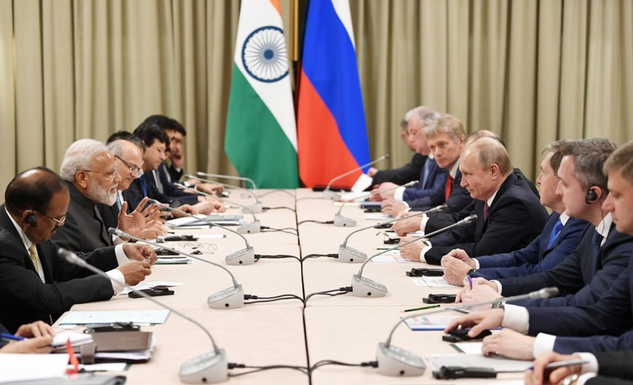 PM Modi holds 'excellent' meeting with Putin in Bishkek