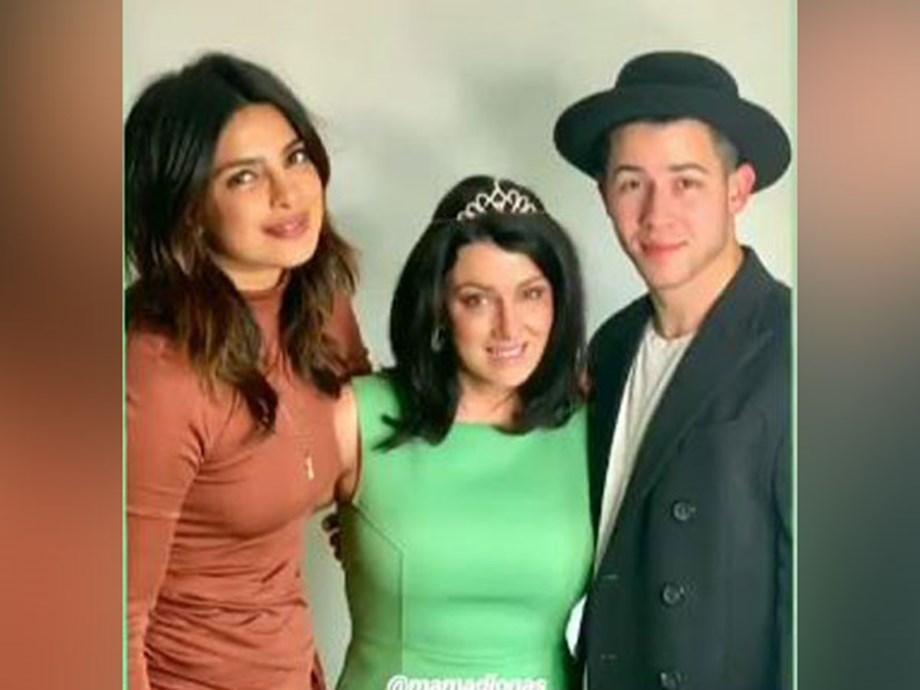 Priyanka Chopra wishes 'mother-in-love' Denise Jonas on her birthday