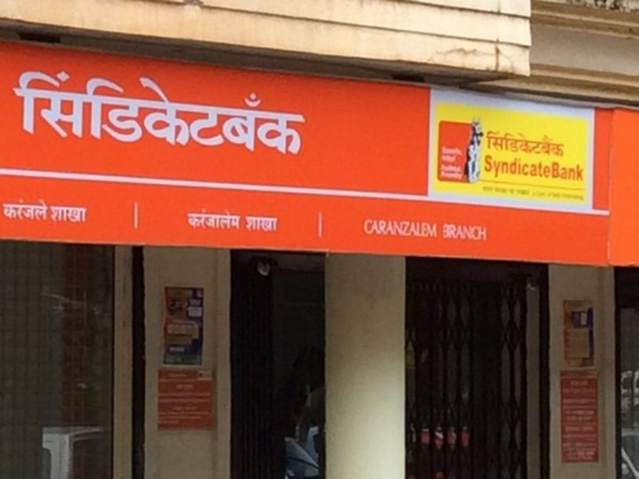 Syndicate Bank cuts MCLR across tenors by 5 basis points