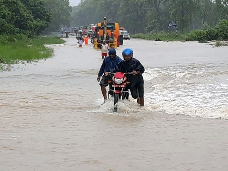 Rain-triggered floods, landslides claim 60 lives in Nepal