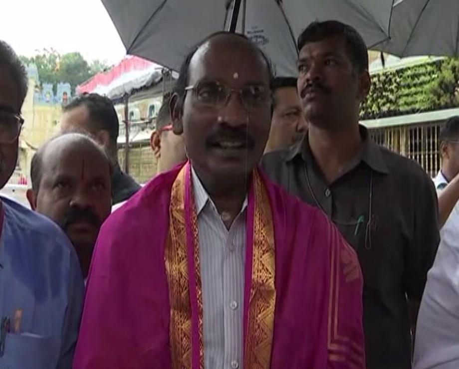 Chandrayaan II a very important and prestigious mission: ISRO Chairman