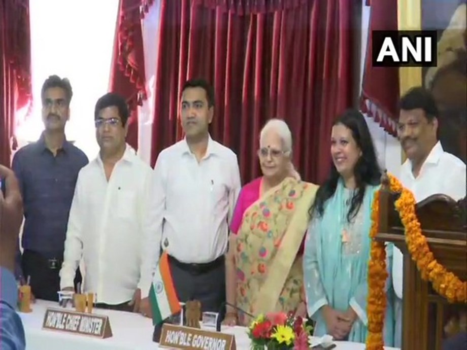 Goa's Cabinet reshuffle: 3 'Congress MLAs' take oath as ministers in BJP government