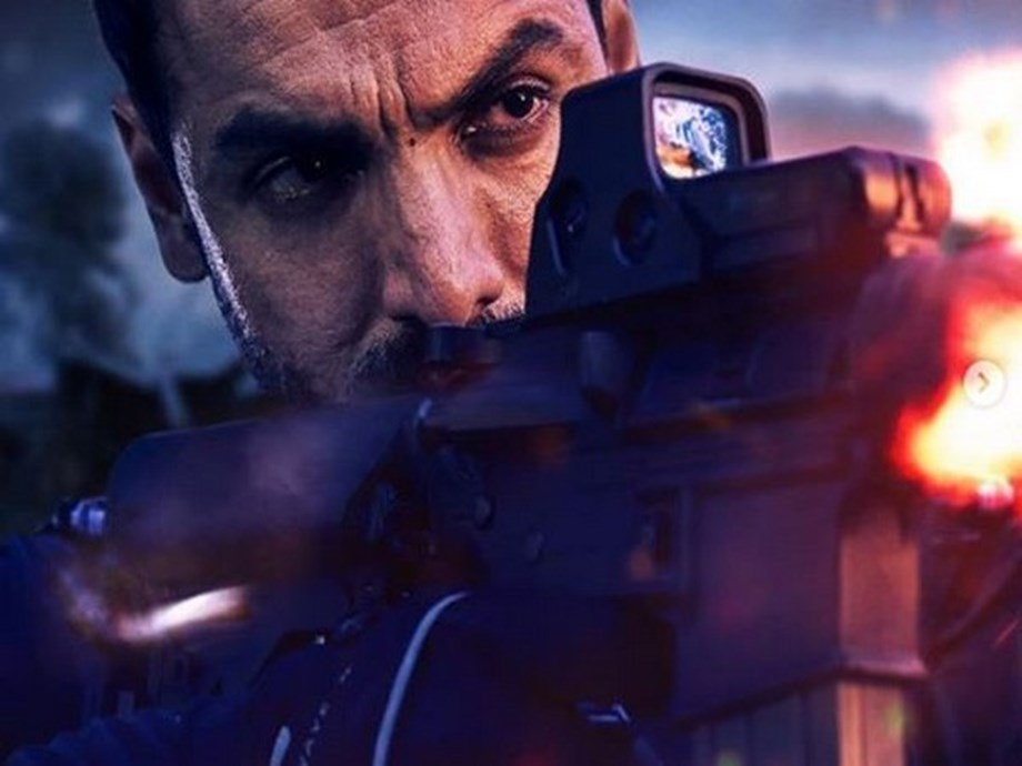 John Abraham gears up for 'Attack'