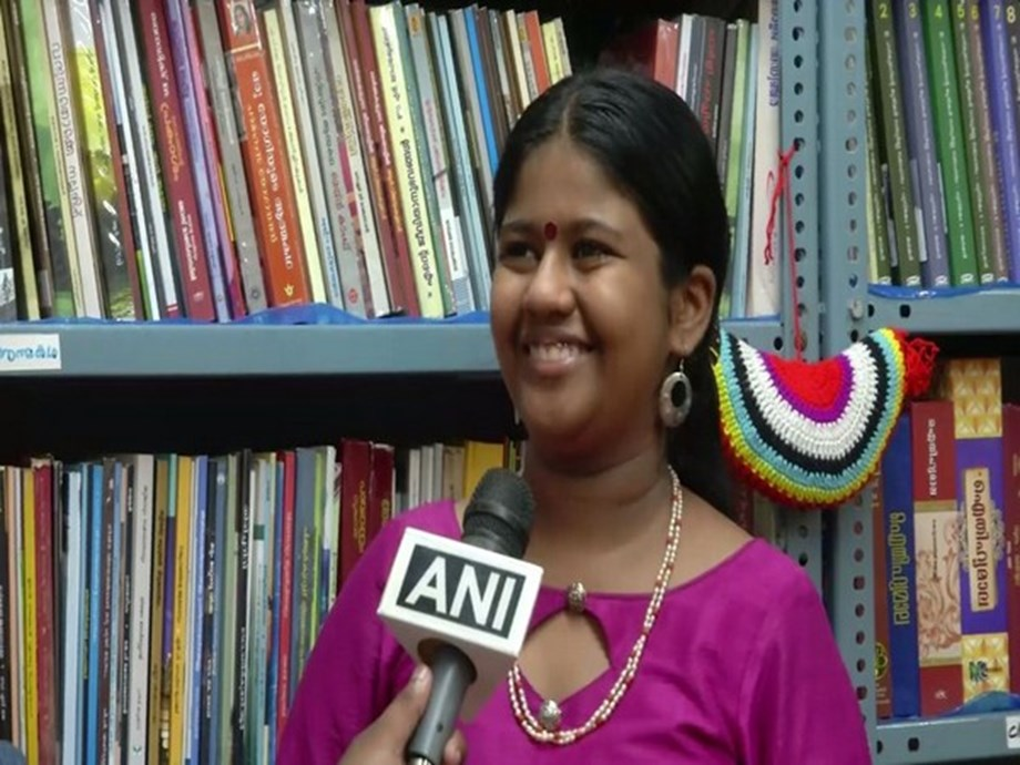 Kerala: 12-year-old operates free library in Kochi