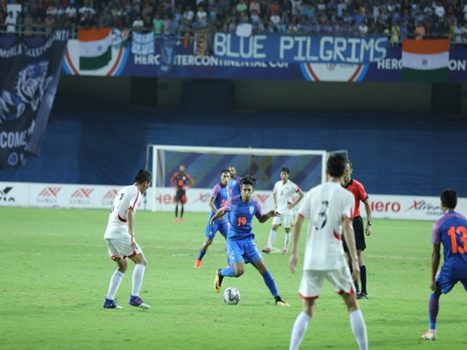 Intercontinental Cup: DPR Korea hand over 5-2 defeat to India