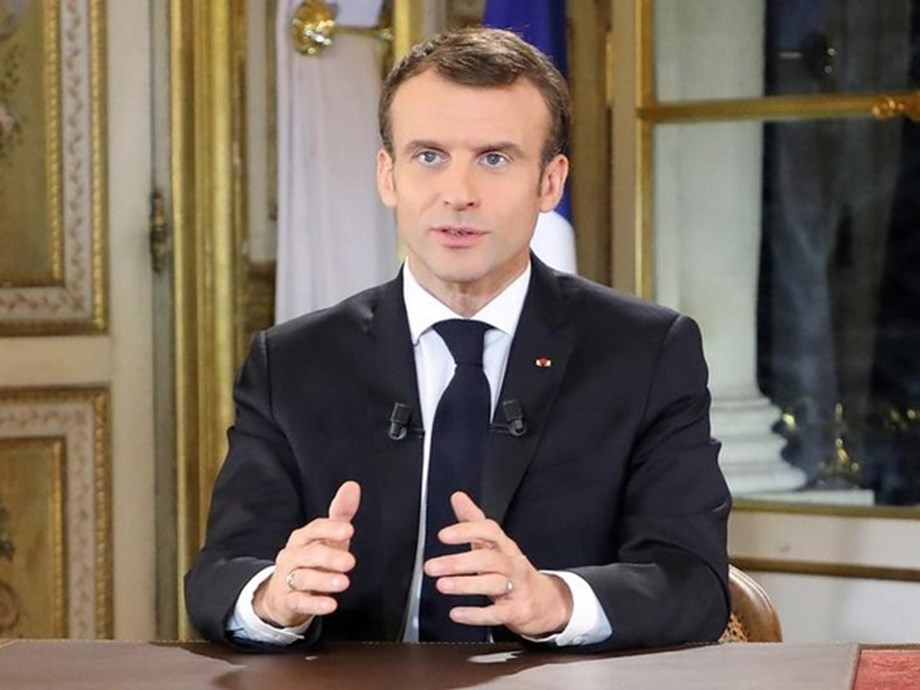 Macron announces creation of French Space Command ahead of Bastille Day