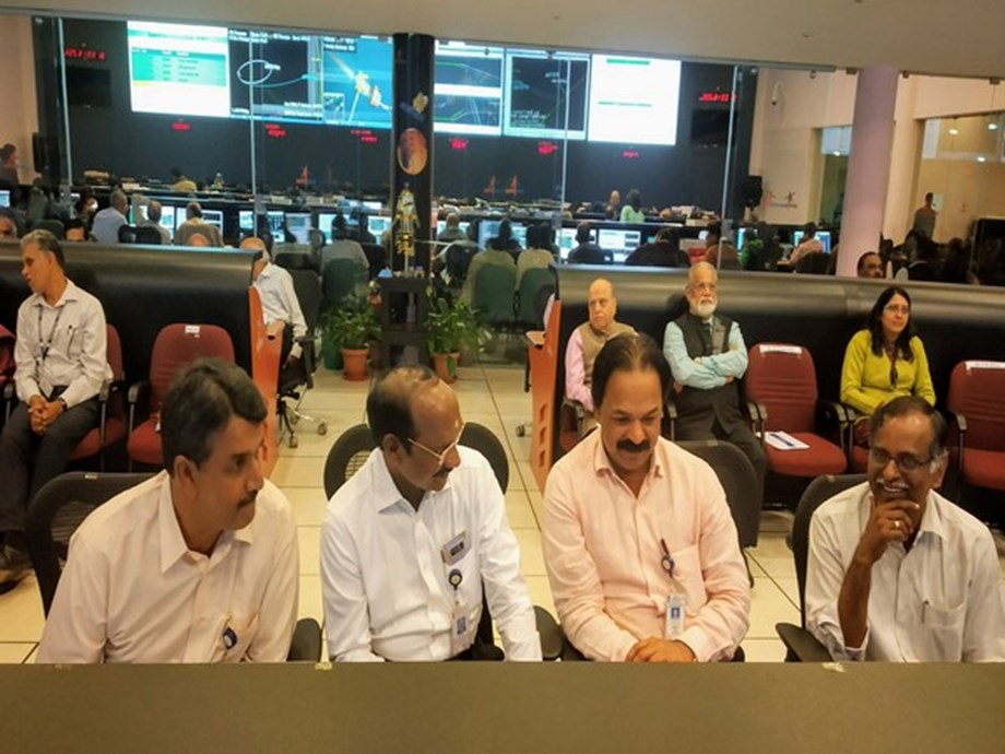 Chandrayaan-2 successfully enters Lunar Transfer Trajectory