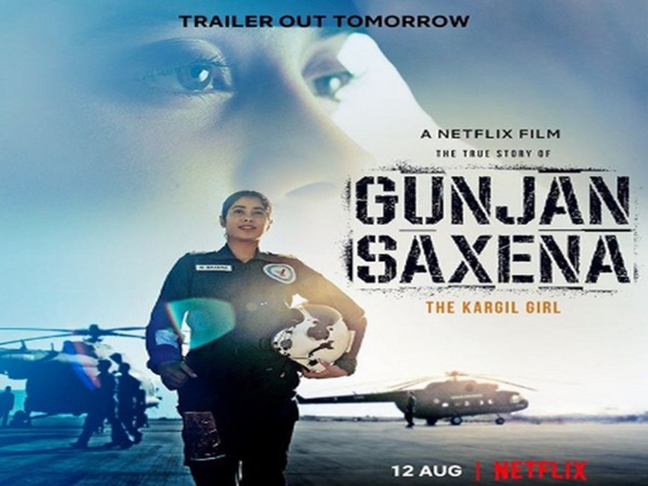 Gunjan Saxena The Kargil Girl Gets Mixed Reactions From Netizens Entertainment