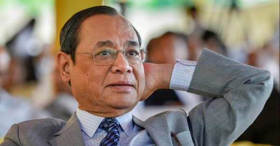 CJI Gogoi says, Law creates new political pathways for society: CJI