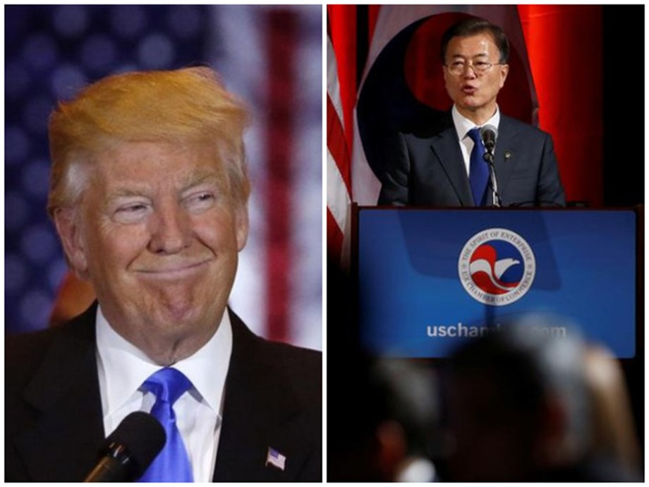 Moon to meet Trump in New York later this month for fresh N Korea talks