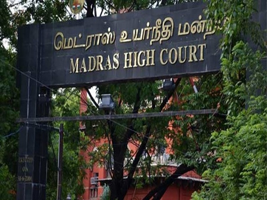 Tired of passing orders on illegal flex boards: Madras HC after death of techie