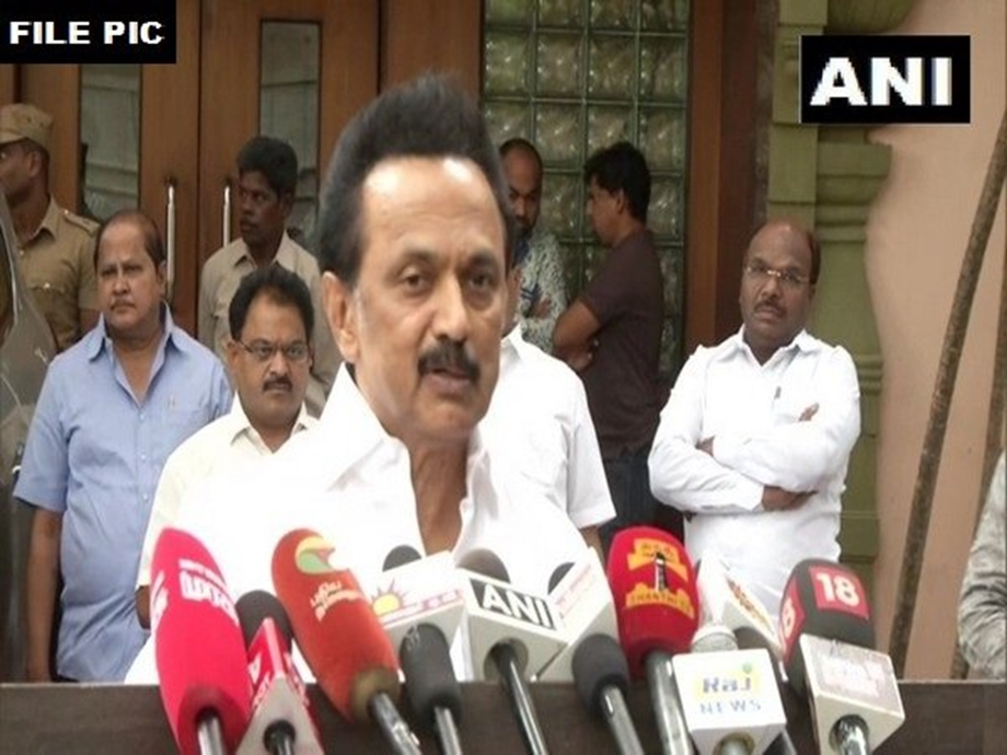 TN Minister counters Stalin's criticism of AIADMK govt over
