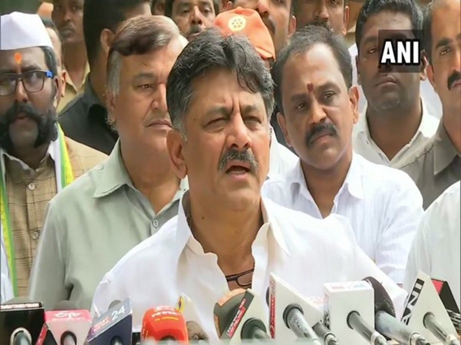 Delhi HC seeks ED's response on Congress leader D K Shivakumar's bail plea