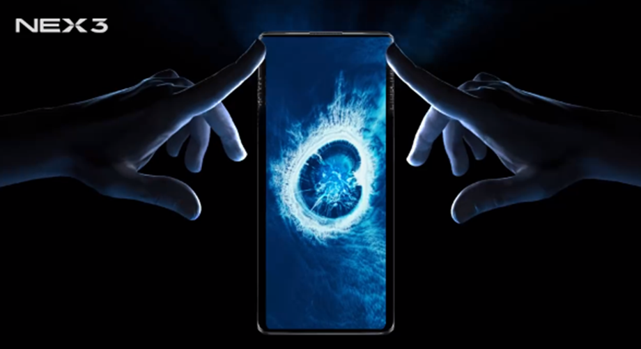 Vivo NEX 3 with waterfall display to offer 99.6 pct screen-to-body ratio