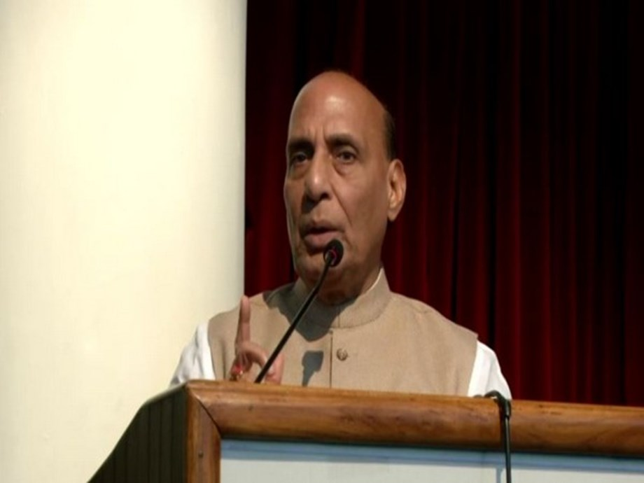 India's minority population increased after Independence; rights violations in Pak against Sikhs, Buddhists and others: Rajnath Singh.