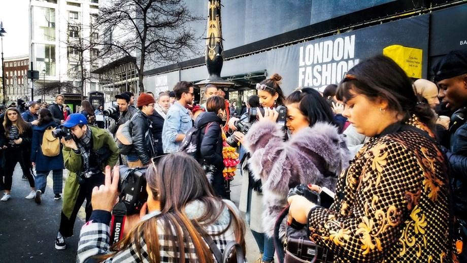 UPDATE 1-Hand sanitisers as London Fashion Week opens amid coronavirus disruption