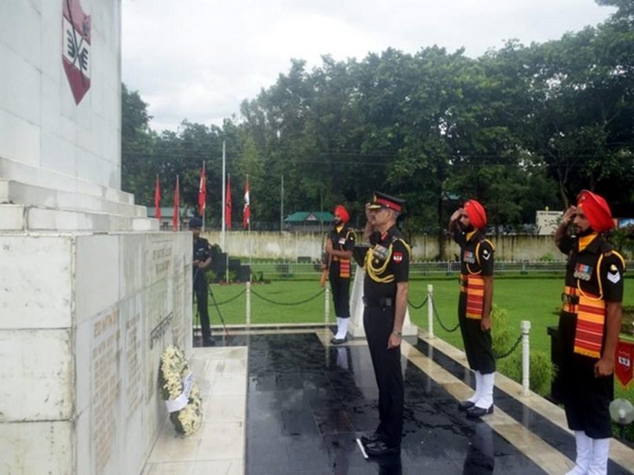 Lt. Gen Nav K Khanduri assumes charge as commander of Trishakti Corps