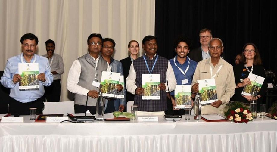 Arjun Mundahighlights needs of tribal community in combating desertification
