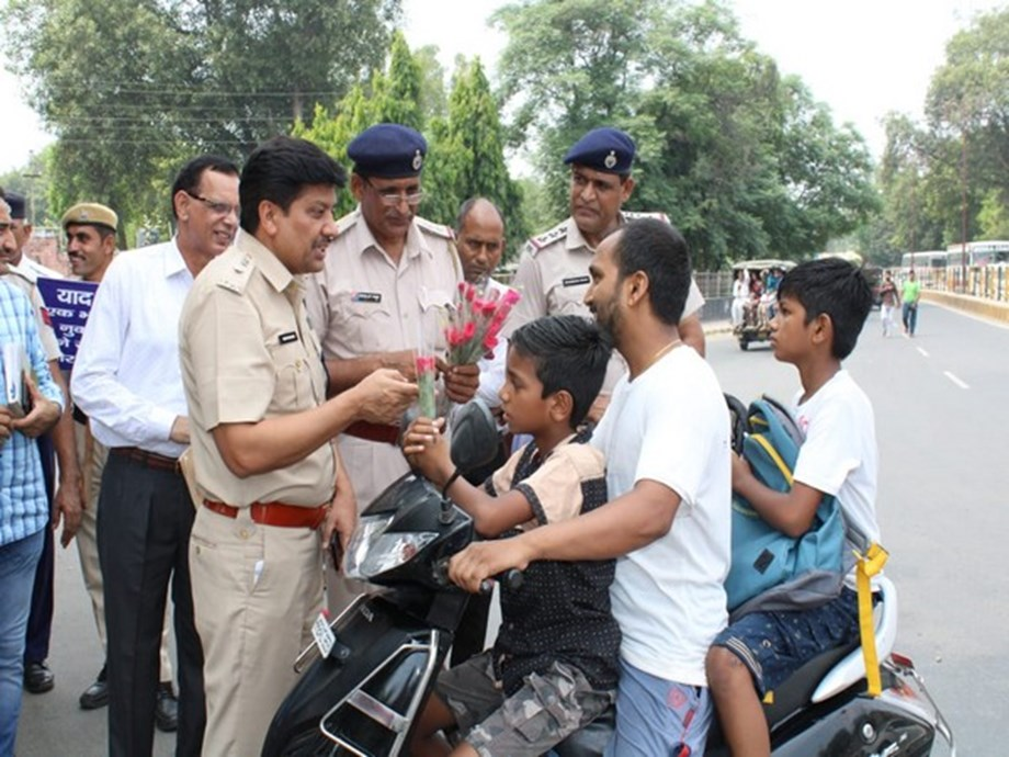 Haryana Police launches awareness drive on road safety norms