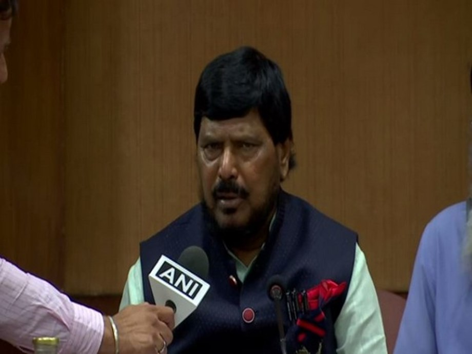 Pakistan should return PoK if it wants to hold talks with India: Ramdas Athawale