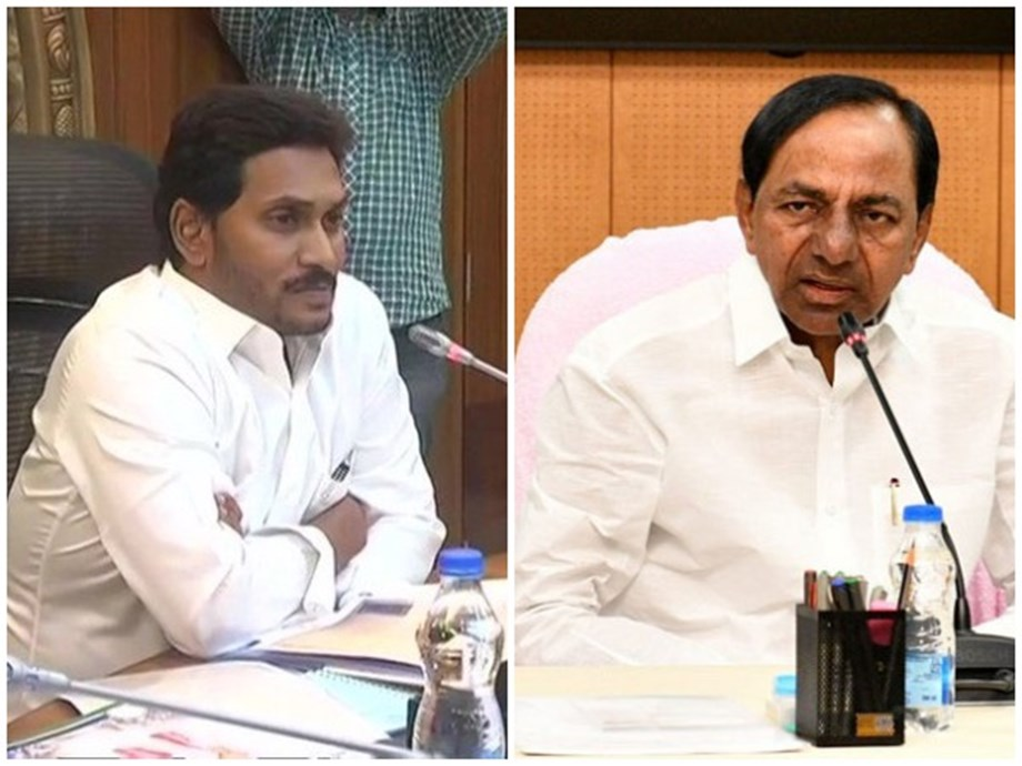 Andhra, Telangana CMs condole BN Yugandhar's demise