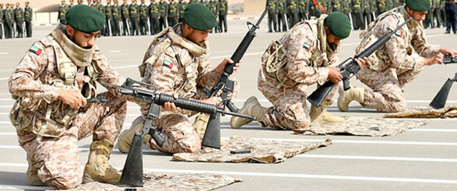 6 UAE soldiers killed after collision of military vehicles