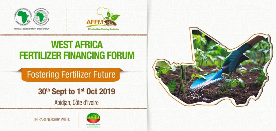 West Africa Fertilizer Financing Forum – A corridor to fertilizer trading