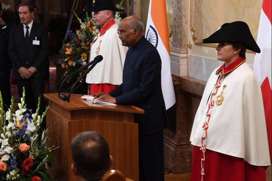 Need to boost India-Switzerland joint work in multilateral arena: President