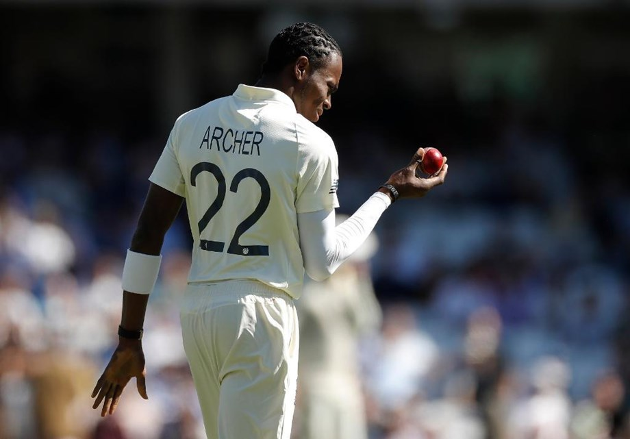 UPDATE 3-Cricket-England bowl Australia out for 225, Archer takes six wickets