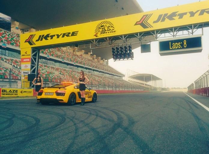 JK Tyre FMSCI National Racing Championship: Ashwin leads by 6 points