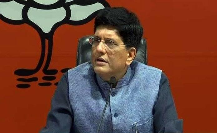 Piyush Goyal praises Sardar Patel for being 'pro-business'