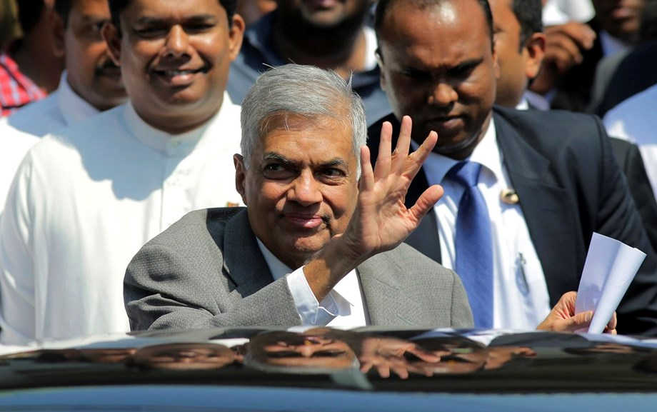 Ranil's party will challenge 'illegal dissolution of Lankan Parliament' in court