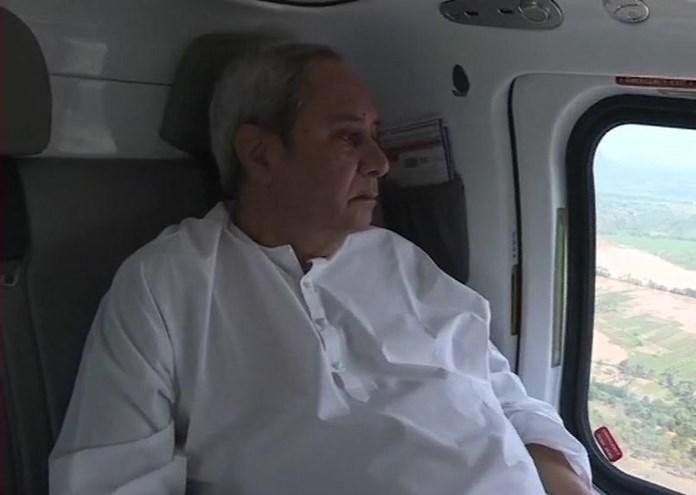 Naveen Patnaik accuses BJP of not keeping promises made to Odisha