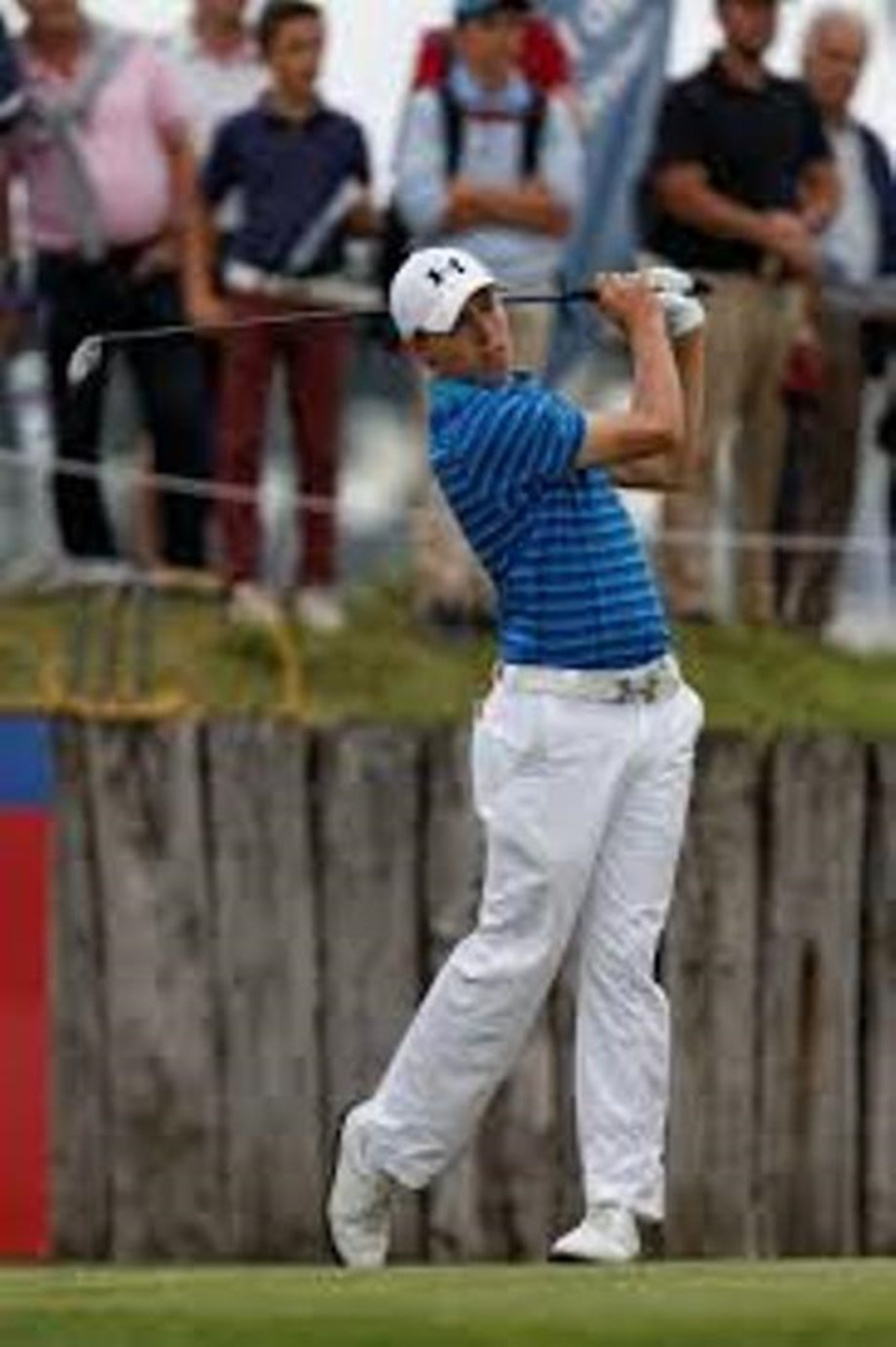 Golf-Fitzpatrick retains one-shot lead at Italian Open