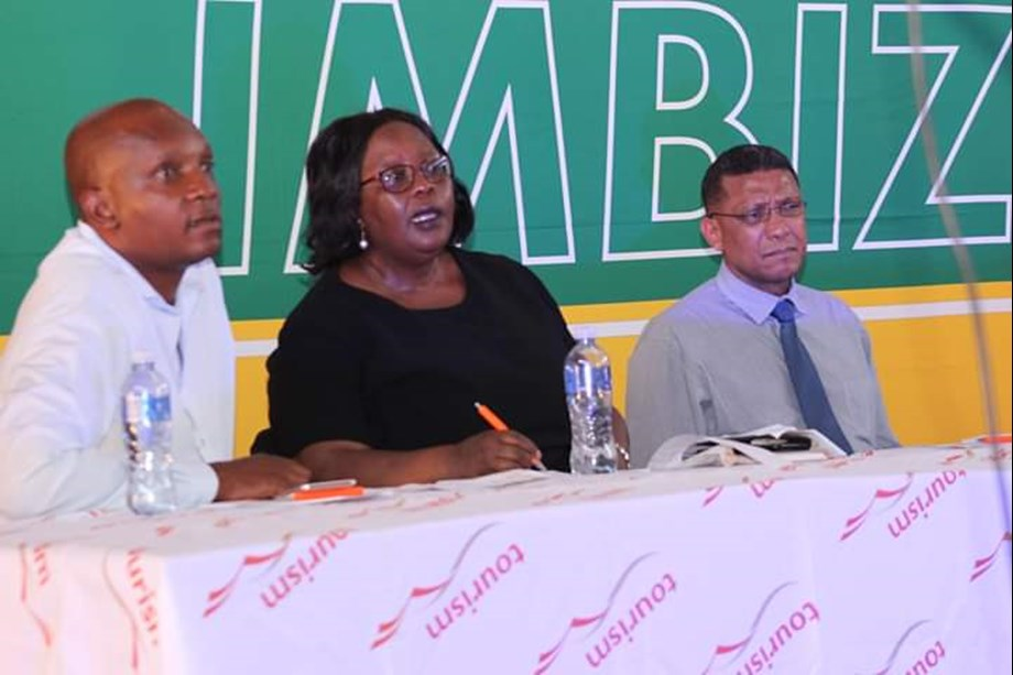 Minister Thabethe urges youth to be part of tourism sector
