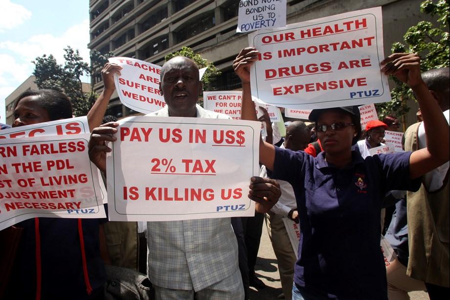 Zimbabwe asks 'what has changed', one year after Robert Mugabe fall