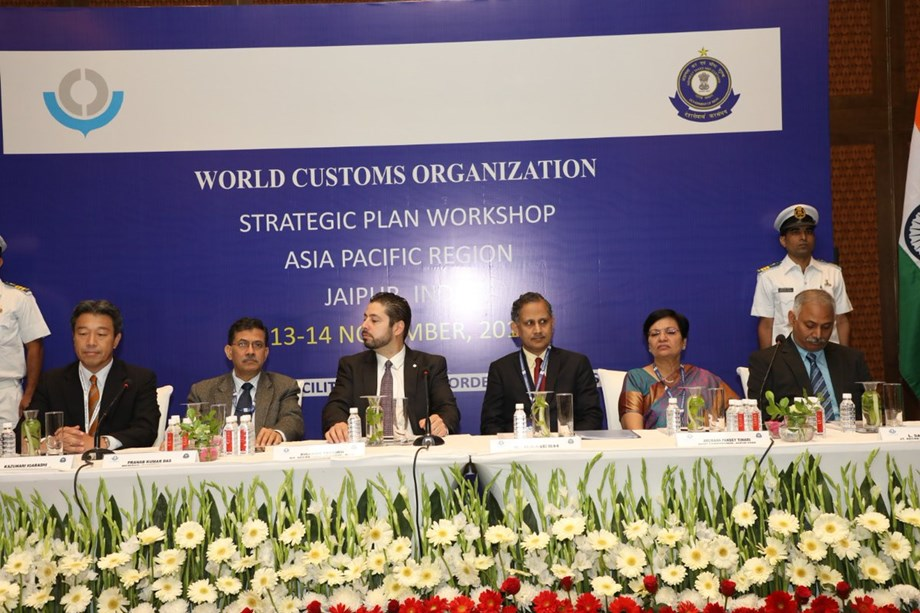 33 member countries of Asia attend World Customs Organisation's meeting in Jaipur