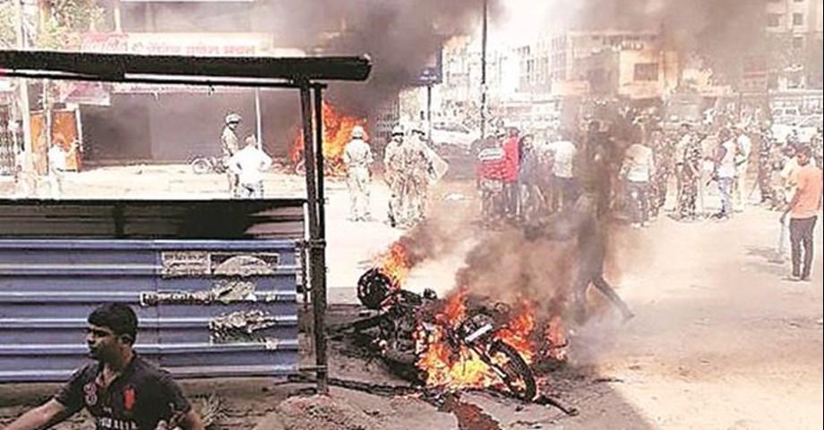 Prakash Ambedkar testifies before commission over Koregaon-Bhima violence