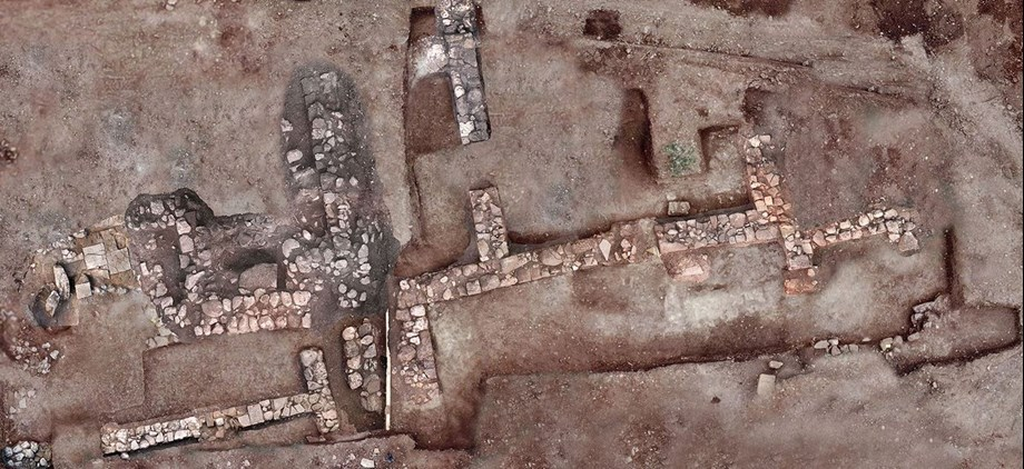 Greek archaeologists discover housing settlement founded by survivors of Trojan War
