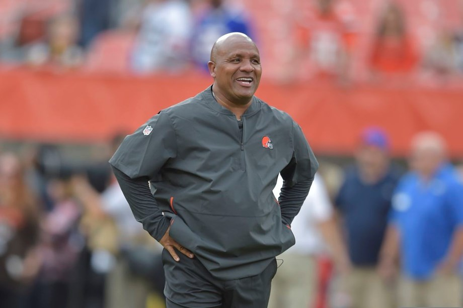 Sports News Roundup: Hue Jackson rejoins Bengals; LeVert hurt as Nets lose
