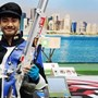 India's Dhanush Srikanth bags 3 golds at Asian Shooting Championships