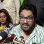 West Bengal: Locals in South 24 Parganas protest against arrival of Union Minister Babul Supriyo