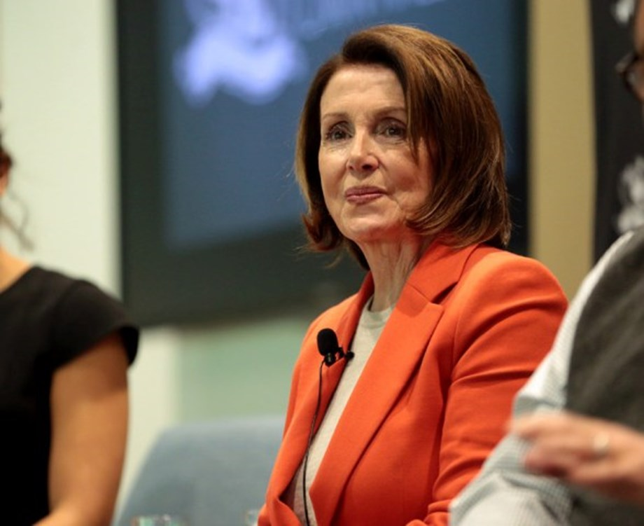 Nancy Pelosi elected as new speaker of US lower house