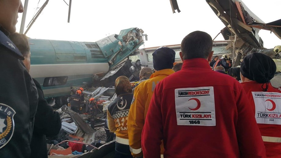 Ankara rail tragedy: About 90 injured, at least 9 dead; rescue operations underway